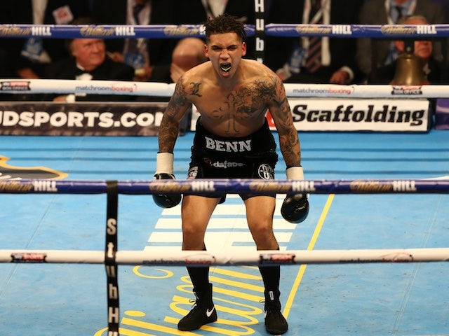 Conor Benn sets sights on Amir Khan or Kell Brook bout