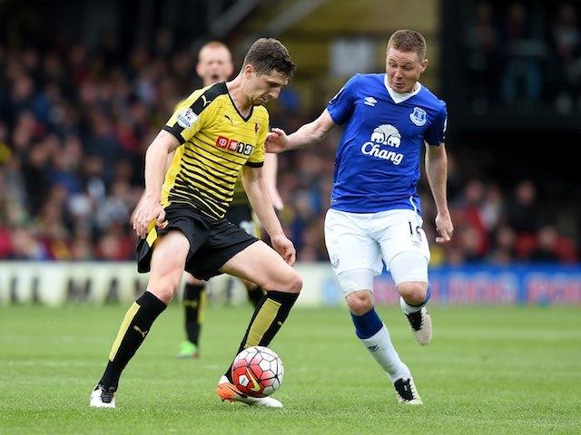 Result: Watford, Everton all square at Vicarage Road