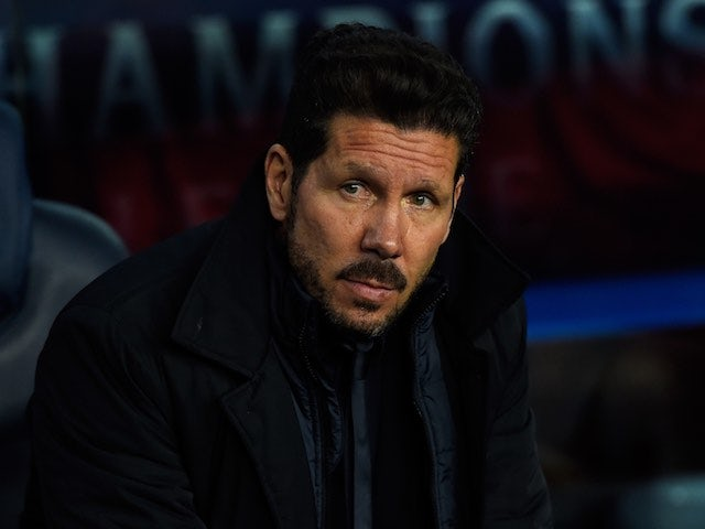 Diego Simeone: 'Criticism is accepted'
