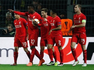 Liverpool hold Dortmund to draw