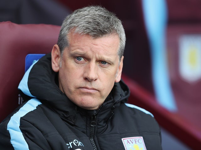 Eric Black ahead of the Premier League match between Aston Villa and Bournemouth on April 9, 2016