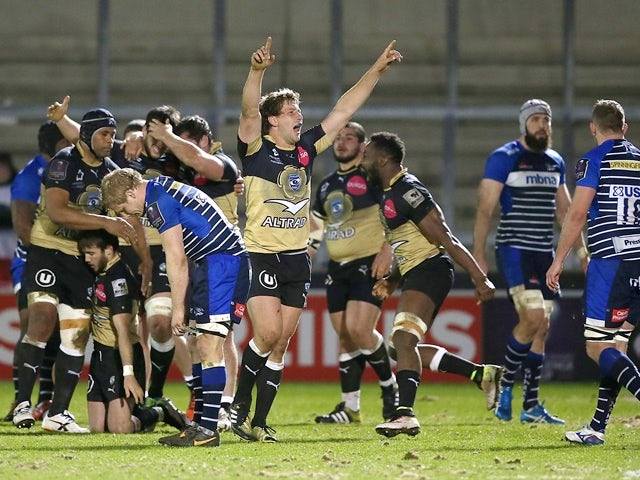 Result: Montpellier through to Challenge Cup semis
