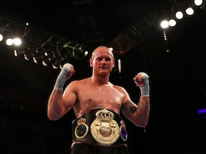 Result: Groves knocks out Cox in Super Series
