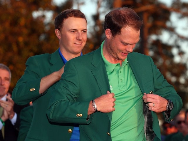 Danny Willett pleased to be back on an upwards curve after Dubai win