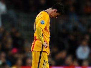 Miadosqui: 'Messi causing own problems'