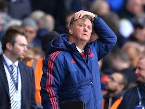 Van Gaal hits out at Man United sacking