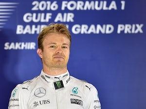 Rosberg backs Wehrlein for 2017 seat