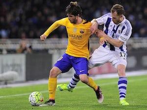 Man City keen to sign Sergi Roberto?