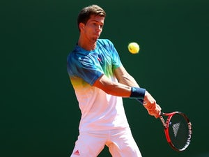 Result: Bedene sets up meeting with Djokovic