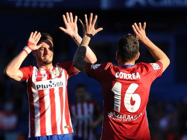 Result: Atletico inflict rare home defeat on Athletic