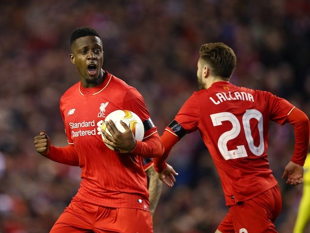 Result: Lallana, Origi fire Liverpool second