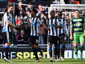 Newcastle close in on safety with impressive win