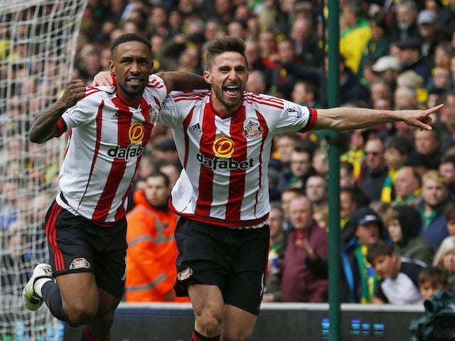 Result: Sunderland earn vital win at Norwich