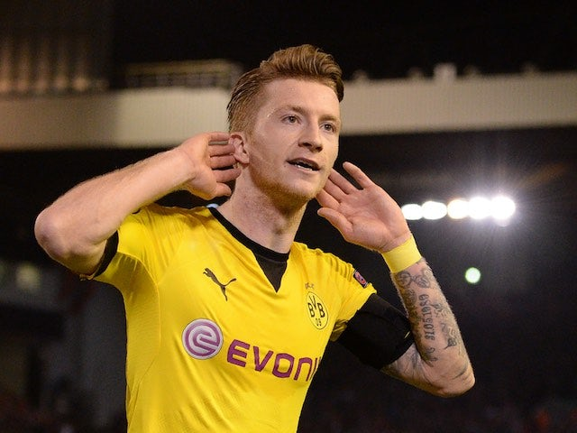 Result: Dortmund top Group F with Bernabeu draw