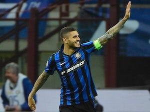 Icardi nets hat-trick in Inter Milan win