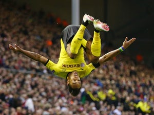Aubameyang 'open to joining Liverpool'
