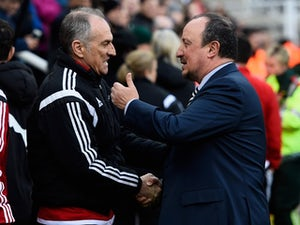 Guidolin: 'Newcastle deserved to win'