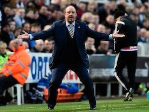 Result: Newcastle down Villa to move top