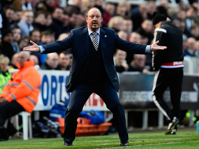 Benitez confused by Blackburn defeat