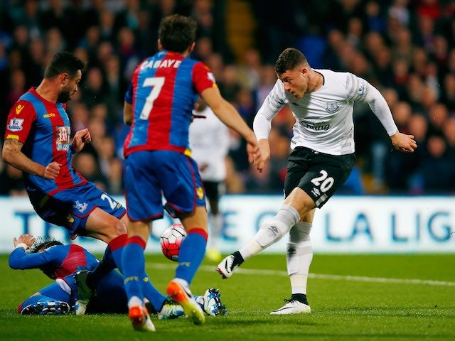 Result: Palace, Everton fail to make chances count