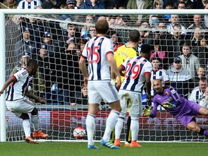 Watford win thanks to Gomes heroics