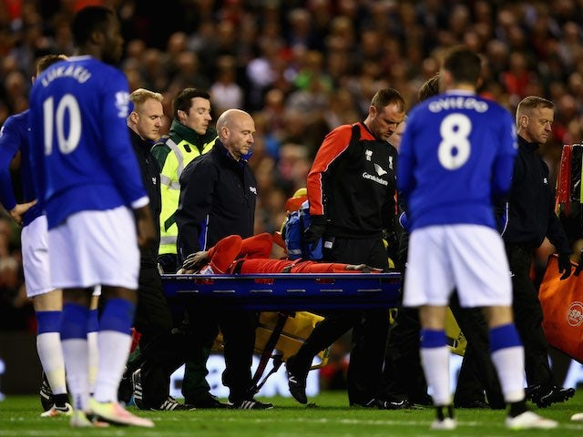 Report: Divock Origi out for up to six weeks