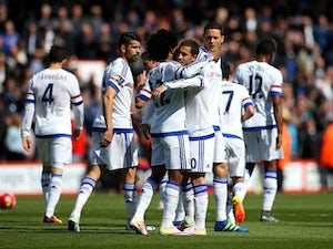 Chelsea too strong for Bournemouth