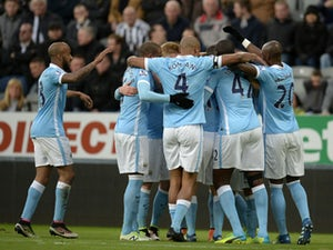Live Commentary: Newcastle 1-1 Man City - as it happened