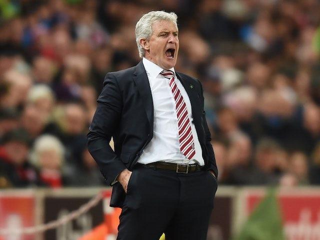 Result: Ake header ends Stoke's unbeaten run