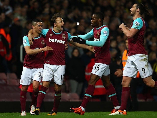 Result: West Ham remain in European contention