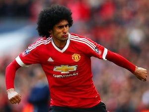 Team News: Fellaini returns to United midfield