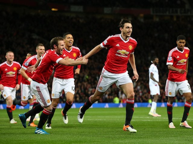 Result: United remain in Champions League hunt