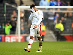 MK Dons relegated to League One