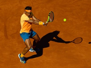 Result: Nadal through in Rome after Almagro retires