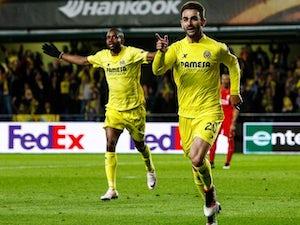 Villarreal strike late to down Liverpool