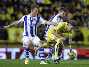 Villarreal, Sociedad play out draw