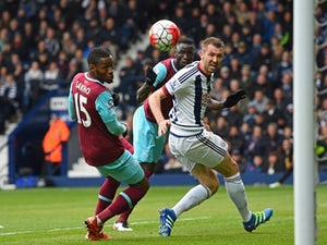 Live Commentary: West Brom 0-3 West Ham - as it happened