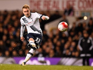 Eriksen: 'We coped with Kane absence'