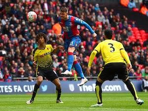 Crystal Palace make FA Cup final