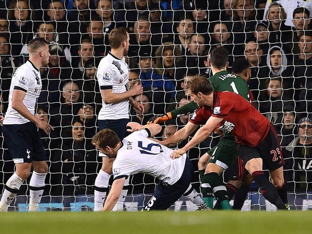 Result: Spurs see title hopes falter with West Brom draw