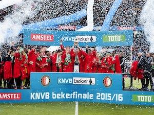 Feyenoord beat Utrecht to lift Dutch Cup