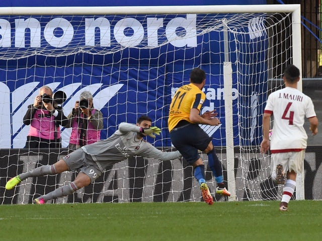 Result: Verona stun Milan in added time