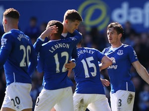 Everton end seven-game winless run
