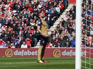 Sunderland restrict Arsenal to draw