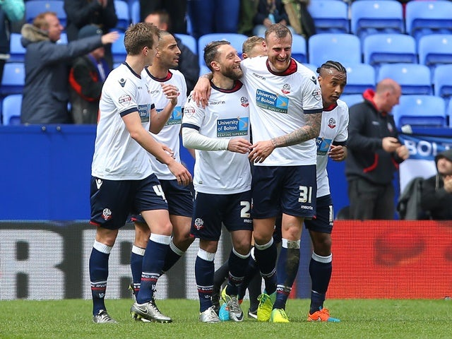 Bolton promoted to Championship