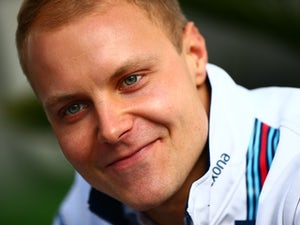 Valtteri Bottas of Williams in the paddock during previews ahead of the Formula One Grand Prix of Russia at Sochi Autodrom on April 28, 2016