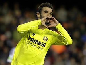 Villarreal qualify for Champions League