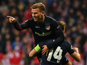 Atletico hold on to reach CL final