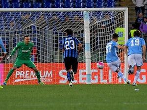Lazio end Inter Champions League hopes