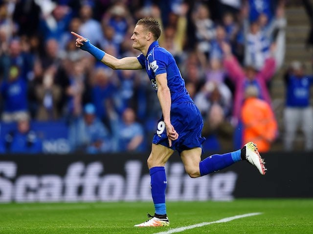Result: Leicester earn first win in title defence